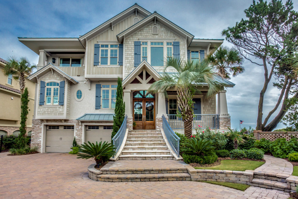 Custom Oceanfront Homes Nations Homes Home Builder
